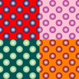 Configuration sans joint de sphères Illustration Stock
