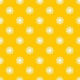 Configuration sans joint de Sun Photo libre de droits