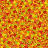 Configuration sans joint de triangle Images stock