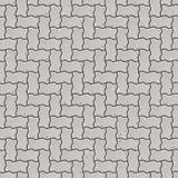 Configuration sans joint de trottoir illustration libre de droits