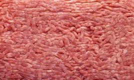 Configuration sans joint de viande hachée Photographie stock libre de droits