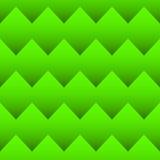 Configuration sans joint de zigzag Images libres de droits