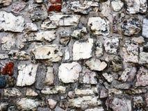 Configuration sans joint en pierre Images libres de droits