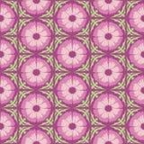 Configuration sans joint florale Illustration Libre de Droits