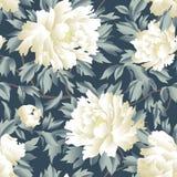 Configuration sans joint florale Fond de jardin de Flourish F fantastique Photos libres de droits