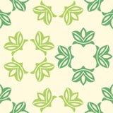Configuration sans joint florale Illustration de vecteur illustration stock