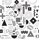 configuration sans joint géométrique photos libres de droits