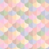 Configuration sans joint géométrique abstraite illustration libre de droits