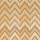 Configuration sans joint géométrique abstraite Ligne de zigzag de griffonnage de tissu Image libre de droits