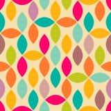 Configuration sans joint géométrique abstraite Images stock