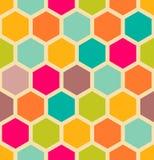 Configuration sans joint géométrique abstraite Photo libre de droits
