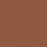 Configuration sans joint La texture de la gaufre, un cornet de crème glacée Illustration de bande dessinée pour le Web, site, la  Photos libres de droits