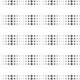 Configuration sans joint modèle des rayures Photographie stock