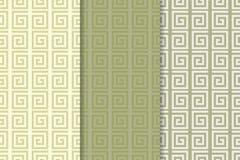 Configuration sans joint spiralée Fond coloré illustration de vecteur