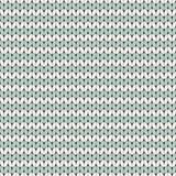 Configuration sans joint tricotée Images libres de droits