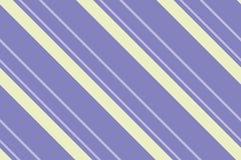 Configuration sans joint Violet Stripes sur le fond lilas Modèle diagonal rayé pour imprimer sur le tissu, papier, s'enveloppant illustration libre de droits