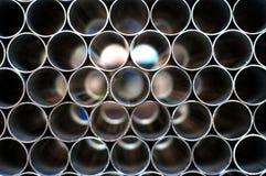 Configuration symétrique et abstraite de cercles Photographie stock libre de droits