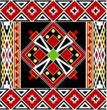 Configuration traditionnelle de Pâques Illustration Stock