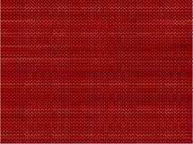 Configuration tricotée Images stock