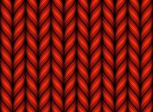 Configuration tricotée sans joint Image stock