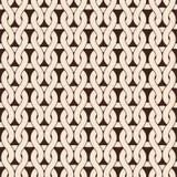 Configuration tricotée Photos libres de droits