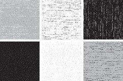 Configurations abstraites Photos stock