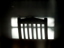 Configurations d'ombre Image libre de droits