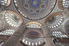 Configurations de dôme de mosquée de Selimiye Image stock