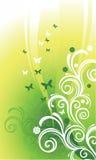 Configurations de flore Illustration Libre de Droits