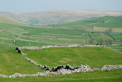 Configurations de mur en pierre Image libre de droits