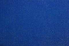 Configurations de plastique bleu photographie stock
