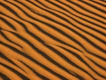 Configurations de sable Images libres de droits