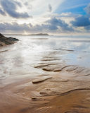 Configurations de sable photos libres de droits