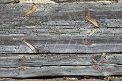 Configurations en bois Photo stock