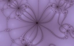 Configurations générées par ordinateur Photo libre de droits