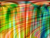 Configurations impressionnantes de couleur illustration libre de droits
