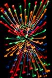Configurations rayées de lumière de freezelight image stock