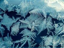 Configurations sur la glace photos libres de droits