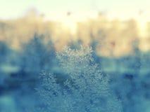 Configurations sur la glace images libres de droits
