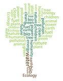 Configurazione dell'albero dalle parole Fotografie Stock Libere da Diritti