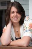 confindent κορίτσι εφηβικό Στοκ φωτογραφίες με δικαίωμα ελεύθερης χρήσης