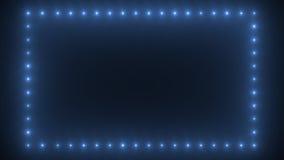 Confine delle luci illustrazione vettoriale