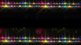 Confine delle luci da una fase royalty illustrazione gratis