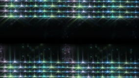 Confine delle luci da una fase illustrazione di stock