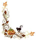 Confine di Halloween Fotografia Stock