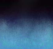 Confine di struttura del fondo del nero blu Immagini Stock Libere da Diritti
