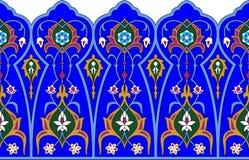 Confine persiano illustrazione di stock