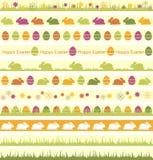 Confini di Pasqua Fotografia Stock