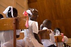 Confirmación en Haití Imágenes de archivo libres de regalías