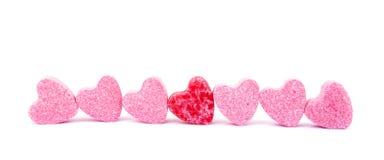 Confiserie d'amoureux de sucreries Photos stock